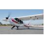 Радиоуправляемый самолет Dynam Super Cub PA-18 RTF 2.4G - DY8927 (размах крыла 107 см)